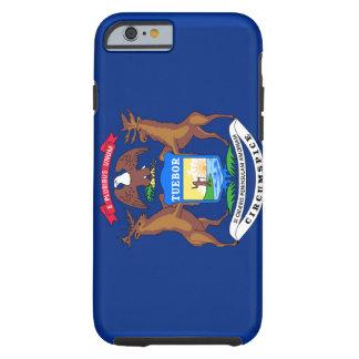 Michigan Flag iPhone 6 case
