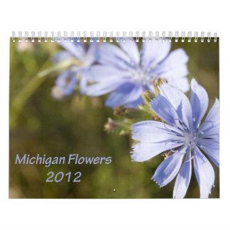 Michigan Flowers Calendar