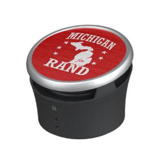 MICHIGAN FOR RAND PAUL BLUETOOTH SPEAKER