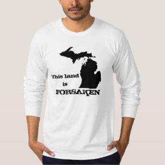 Michigan Forsaken T-Shirt