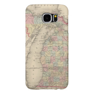 Michigan Funda Samsung Galaxy S6