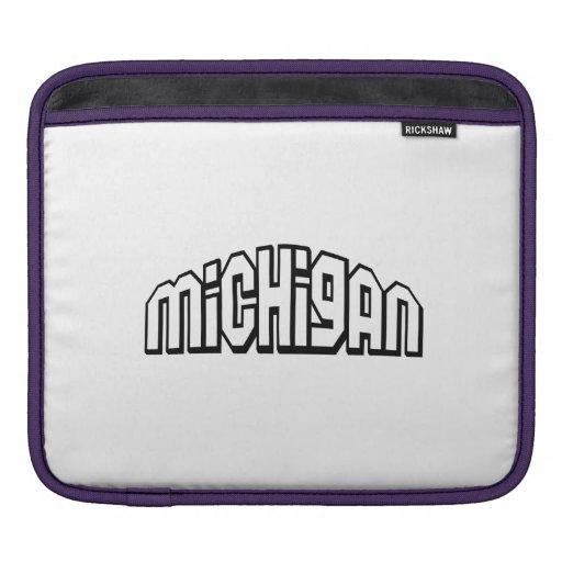 Michigan Fundas Para iPads