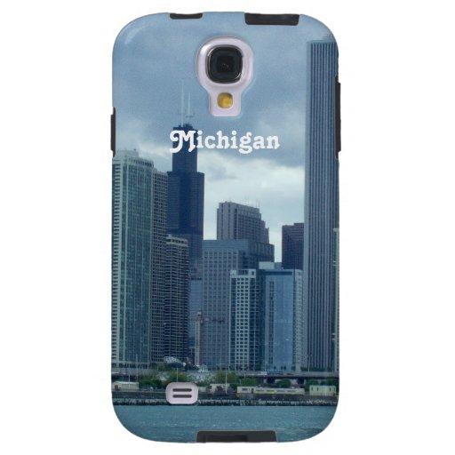 Michigan Galaxy S4 Case