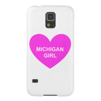 Michigan Girl Cases For Galaxy S5