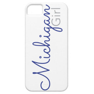 Michigan Girl iPhone SE/5/5s Case