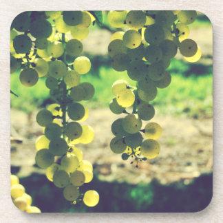 Michigan Grapes Beverage Coaster