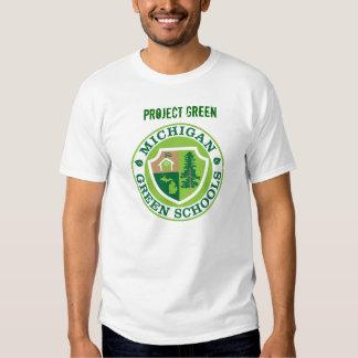 Michigan Green School T-shirt