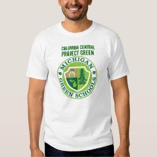 Michigan Green School T-shirt (columbia)