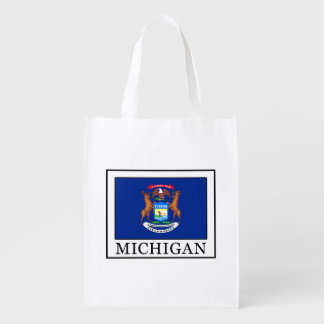 Michigan Grocery Bag