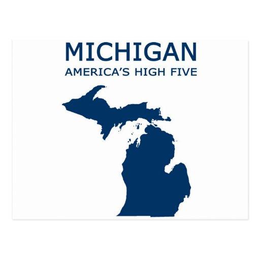 Michigan H5 Tarjetas Postales