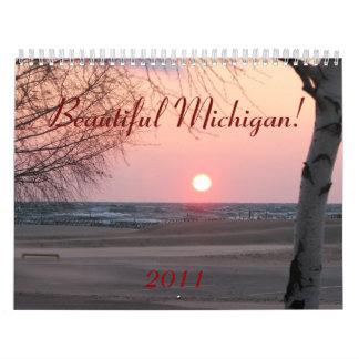¡Michigan hermoso! fotos - calendario