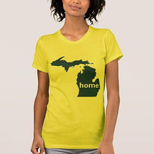 Michigan Home Tee Shirt