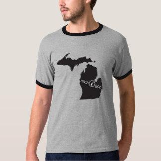 MICHIGAN i-state T Shirts