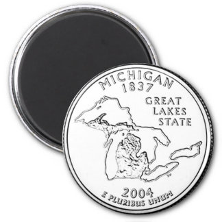 Michigan Imán Redondo 5 Cm
