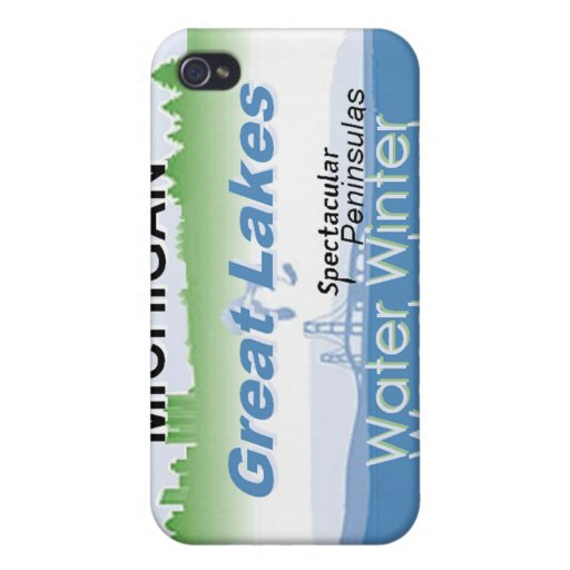 MICHIGAN COVERS FOR iPhone 4