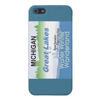 MICHIGAN COVER FOR iPhone 5