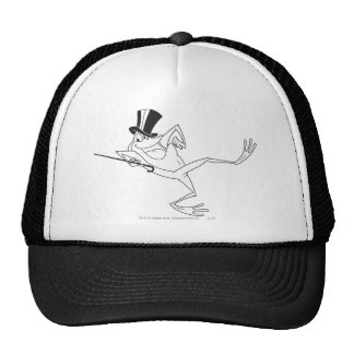 Michigan J. Frog Dancing Trucker Hat