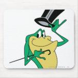 Michigan J. Frog en color Alfombrillas De Raton