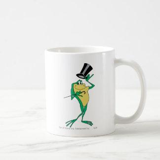 Michigan J. Frog en color Tazas De Café