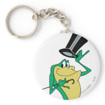 Michigan J. Frog in Color Keychain