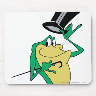 Michigan J. Frog in Color Mouse Pad