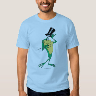 Michigan J. Frog in Color Shirts