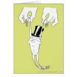 Michigan J. Frog with Help Card