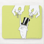 Michigan J. Frog with Help Mouse Pad