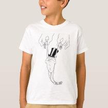 Michigan J. Frog with Help T-Shirt
