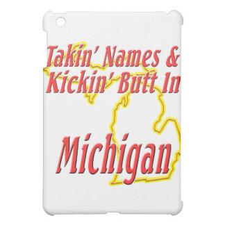 Michigan - Kickin' Butt iPad Mini Case