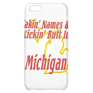 Michigan - Kickin' Butt iPhone 5C Covers