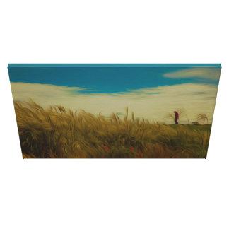 Michigan Lakeshore Canvas Print