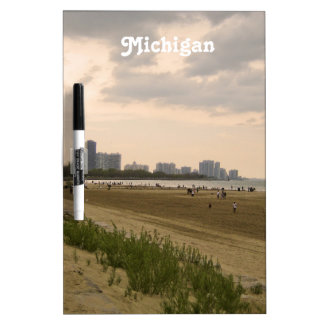 Michigan Landscape Dry Erase Whiteboards