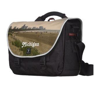 Michigan Landscape Laptop Commuter Bag