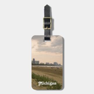 Michigan Landscape Bag Tags