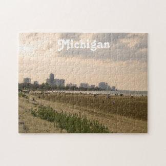 Michigan Landscape Puzzle