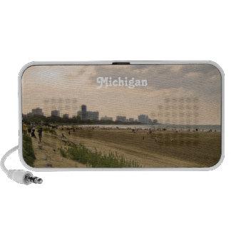 Michigan Landscape iPhone Speaker