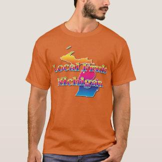 MICHIGAN LOCAL FRUIT T-Shirt