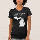 Michigan. Los altos cinco de América Camisetas