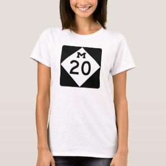 Michigan M-20 T-Shirt