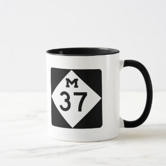 Michigan M-37 Mug