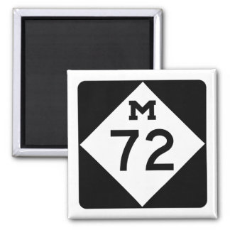 Michigan M-72 Magnet