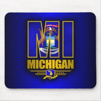 Michigan (MI) Alfombrilla De Ratón