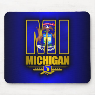 Michigan (MI) Mouse Pad