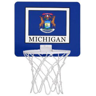Michigan Mini Basketball Backboards