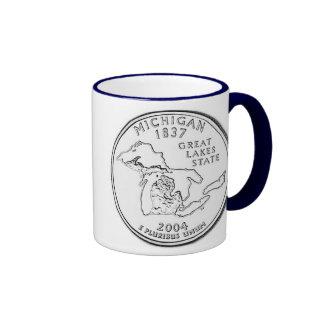 Michigan Ringer Coffee Mug