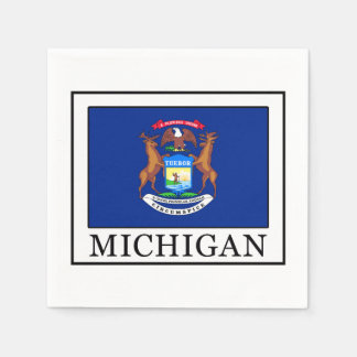Michigan Napkin