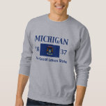 Michigan Nickname Sweatshirt