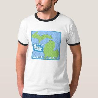 Michigan OSR Hexcrawl Shirt