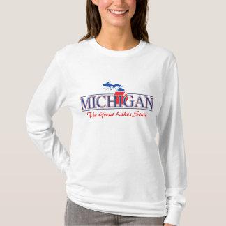 Michigan Patriotic T-Shirt
